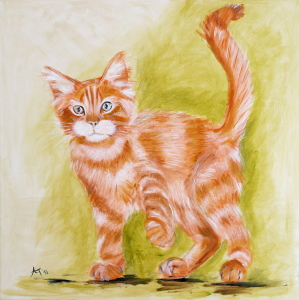 Picture no: 9686218 Katzenjunges Created by: Annett Tropschug