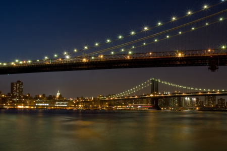 Picture no: 9748992 Brooklyn Bridge, Mannhatten Bridge Created by: wame