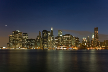 Picture no: 9756526 New York Skyline - Lower Mannhatten Created by: wame