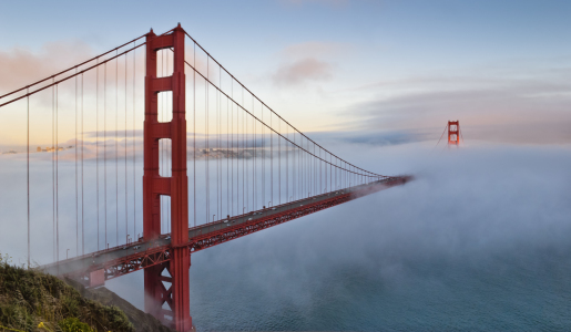 Picture no: 9769826 The Golden Gate Bridge Created by: Radek  Hofman