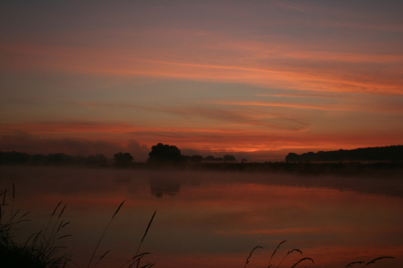 Picture no: 9775192 Morgenrot an der Elbe Created by: tdietrich