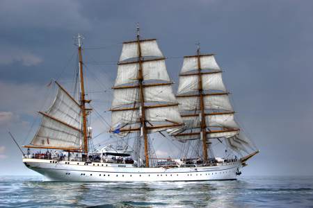 Picture no: 9781868 Gorch Fock I Created by: FotoDeHRO