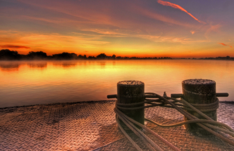 Picture no: 9787484 Poller sunrise Created by: PhotoArt-Hartmann