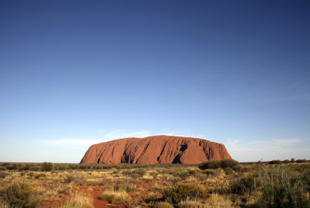 Picture no: 9790488 Ayers Rock / Uluru  Created by: reisefoto