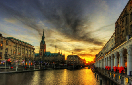 Picture no: 9791528 kleine Alster Created by: PhotoArt-Hartmann
