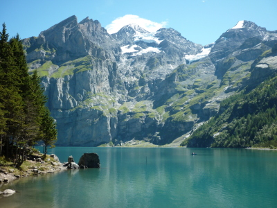 Picture no: 9797516 Oeschinensee 1 Created by: kattobello