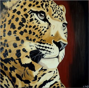 Picture no: 9811074 Leopard Created by: SabrinArt