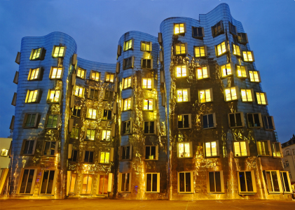 Picture no: 9815056 gehry, d`dorf... Created by: karl-j. gramann