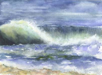 Picture no: 9847410 Welle Created by: JitkaKrause