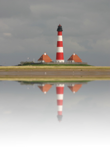 Picture no: 9853536 Westerhever Leuchturm Created by: Delphine