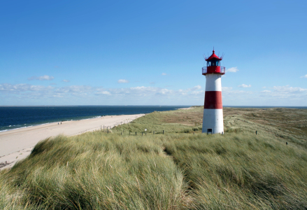 Picture no: 9856714 Leuchtturm Sylt Created by: JuliaM-Fotografie