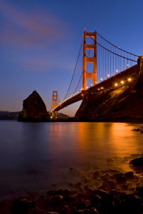 Picture no: 9866146 The Golden Gate Bridge Created by: Radek  Hofman