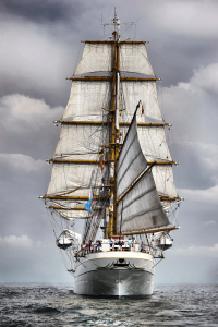 Picture no: 9947611 Gorch Fock Created by: FotoDeHRO