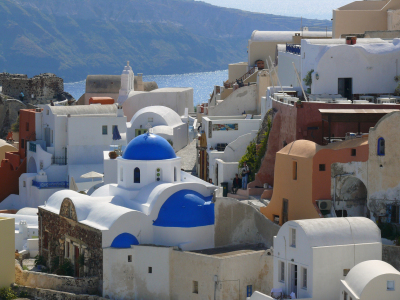 Picture no: 9948755 Oia auf Santorin Created by: Almut Rother