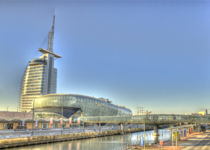 Picture no: 9960497 Havenwelten Bremerhaven Created by: bhvfotos