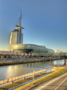 Picture no: 9960501 Hafengebiet Bremerhaven Created by: bhvfotos