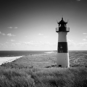 Picture no: 9974972 Sylt: Der Leuchtturm Created by: sensorfleck