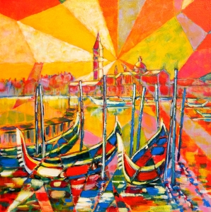 Picture no: 9989403 Venedigzauber 1 Created by: holznerart