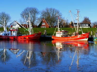 Picture no: 9992569 Fischkutterhafen Created by: Ostfriese