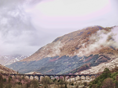 Picture no: 9998175 Glenfinnan Viadukt Created by: DolSys