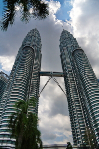 Picture no: 10018871 Twin Towers Created by: fotoping