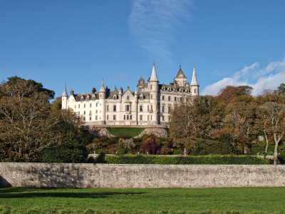 Picture no: 10025223 Dunrobin Castle Created by: DolSys