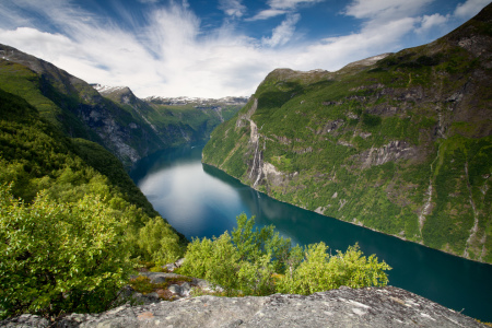 Picture no: 10034547 Geiranger Fjord Created by: Stefan Rieger