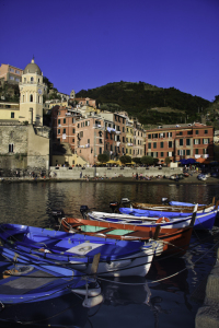 Picture no: 10079007 Cinque Terre - Harbour Of Vernazza Created by: AERA