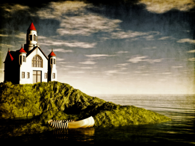 Picture no: 10081981 Little Church Created by: Nadja  Heuer