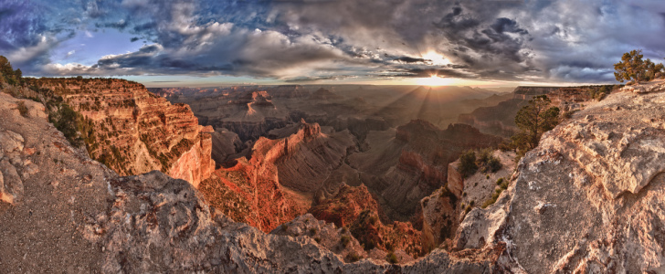 Picture no: 10090748 Amazing Sunrise at Grand Canyon Created by: Lenco66