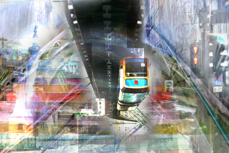 Picture no: 10098266 Wuppertal - Abstrakt  Created by: Nettesart