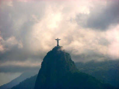 Picture no: 10112974 Corcovado- Berg in Rio Created by: ichbinina