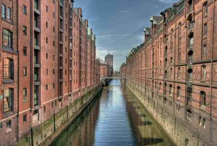 Picture no: 10124498 Speicherstadt Created by: Axel Luther
