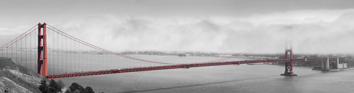Picture no: 10125238 The Golden Gate Bridge Created by: Radek  Hofman