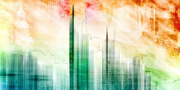 Picture no: 10129840 Frankfurt am Main - Skyline Created by: Nettesart