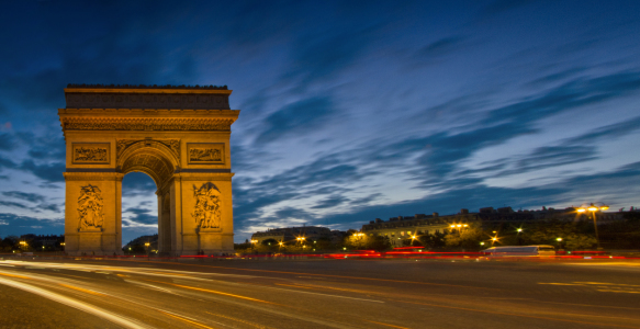 Picture no: 10137378 Abends in Paris Created by: Melanie Viola