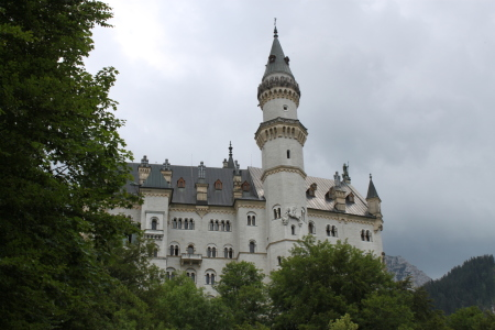 Picture no: 10147892 Neuschwanstein Created by: Sarah2809