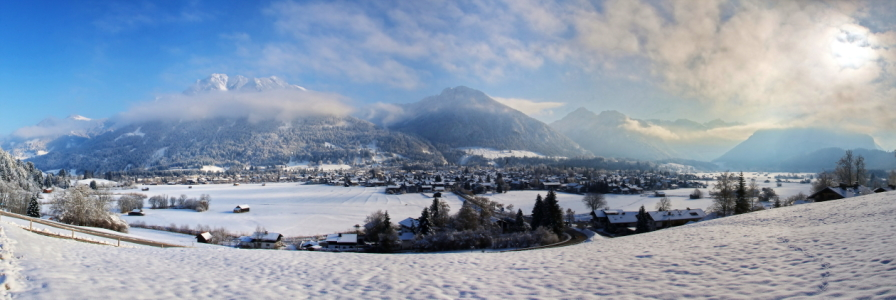 Picture no: 10148552 Oberstdorf Created by: fotoping