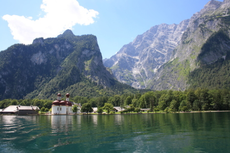 Picture no: 10153979  St:Bartholomä am Königsee Created by: Amazone54