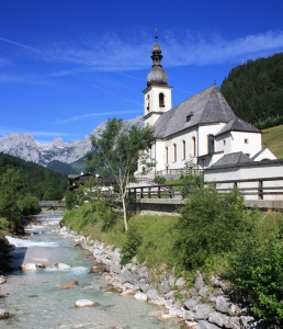 Picture no: 10155899 St.Sebastian in Ramsau Created by: Amazone54