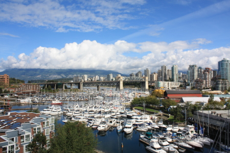 Picture no: 10158684 Vancouver Down Town und Granville Island Created by: Josephine999
