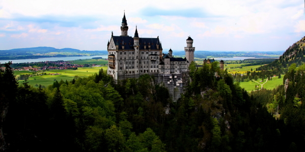 Picture no: 10169055 Neuschwanstein Created by: fotoping