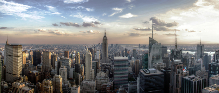 Picture no: 10193638 New York City Panorama Created by: mao-in-photo