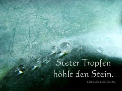 Picture no: 10216093 Steter Tropfen  Created by: Heike Hultsch