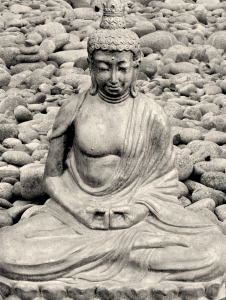 Picture no: 10230035 Budhha meditiert Created by: oldtimer