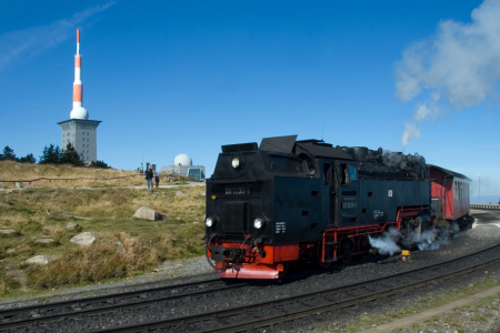 Picture no: 10238413 Brockenbahn Created by: Steffen Gierok