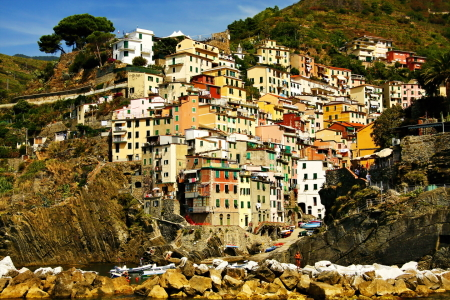 Picture no: 10254489 Cinque Terre Created by: fotoping