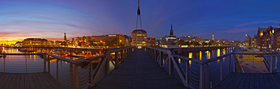 Picture no: 10260849 Panorama Hamburg Created by: Klaus Kehrls