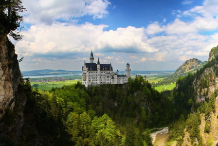 Picture no: 10267835 Neuschwanstein Created by: fotoping