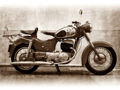 Picture no: 10275959 Puch SGS 250 Baujahr 1954 Created by: gabii40